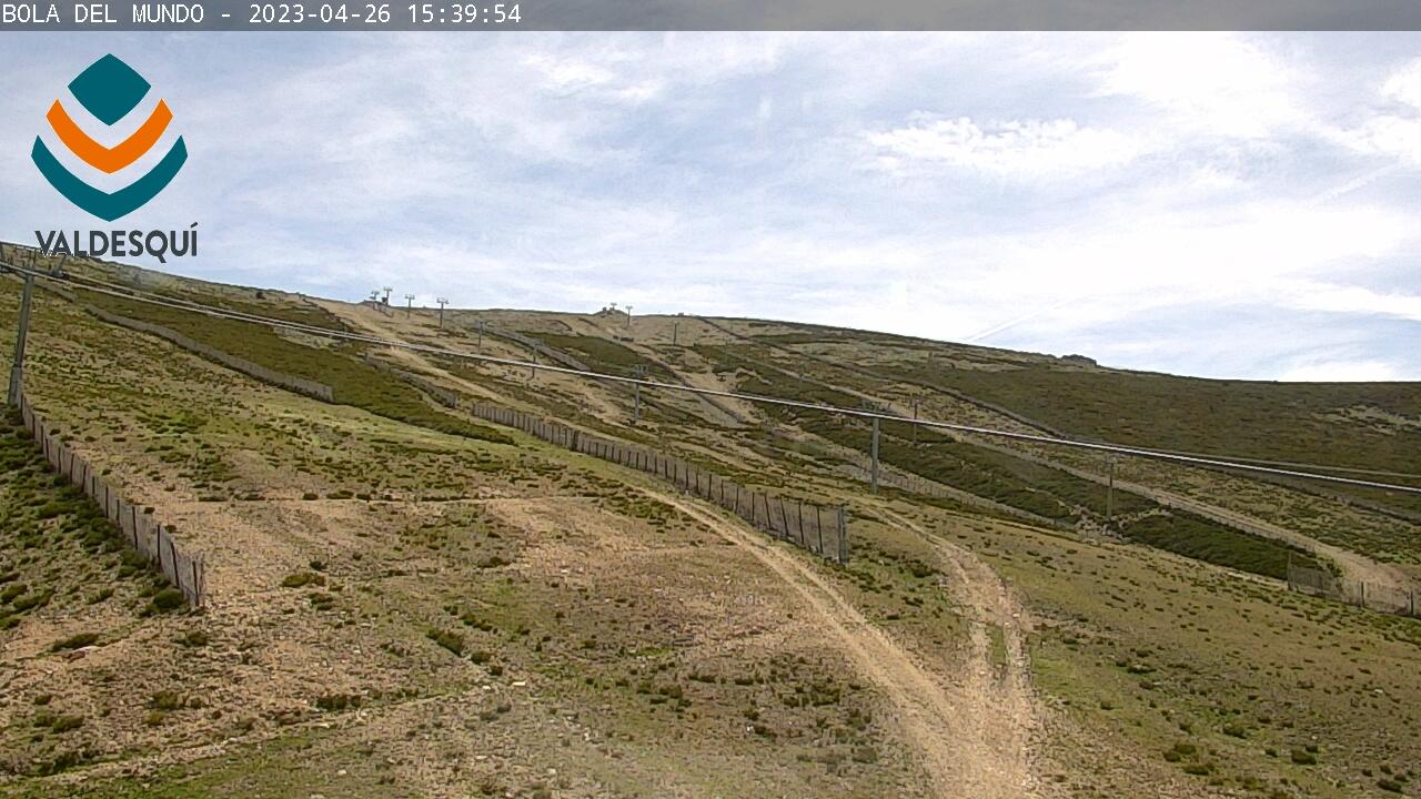 Webcam en Bola del Mundo