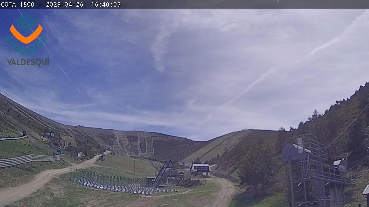 Webcam en Cota 1.800