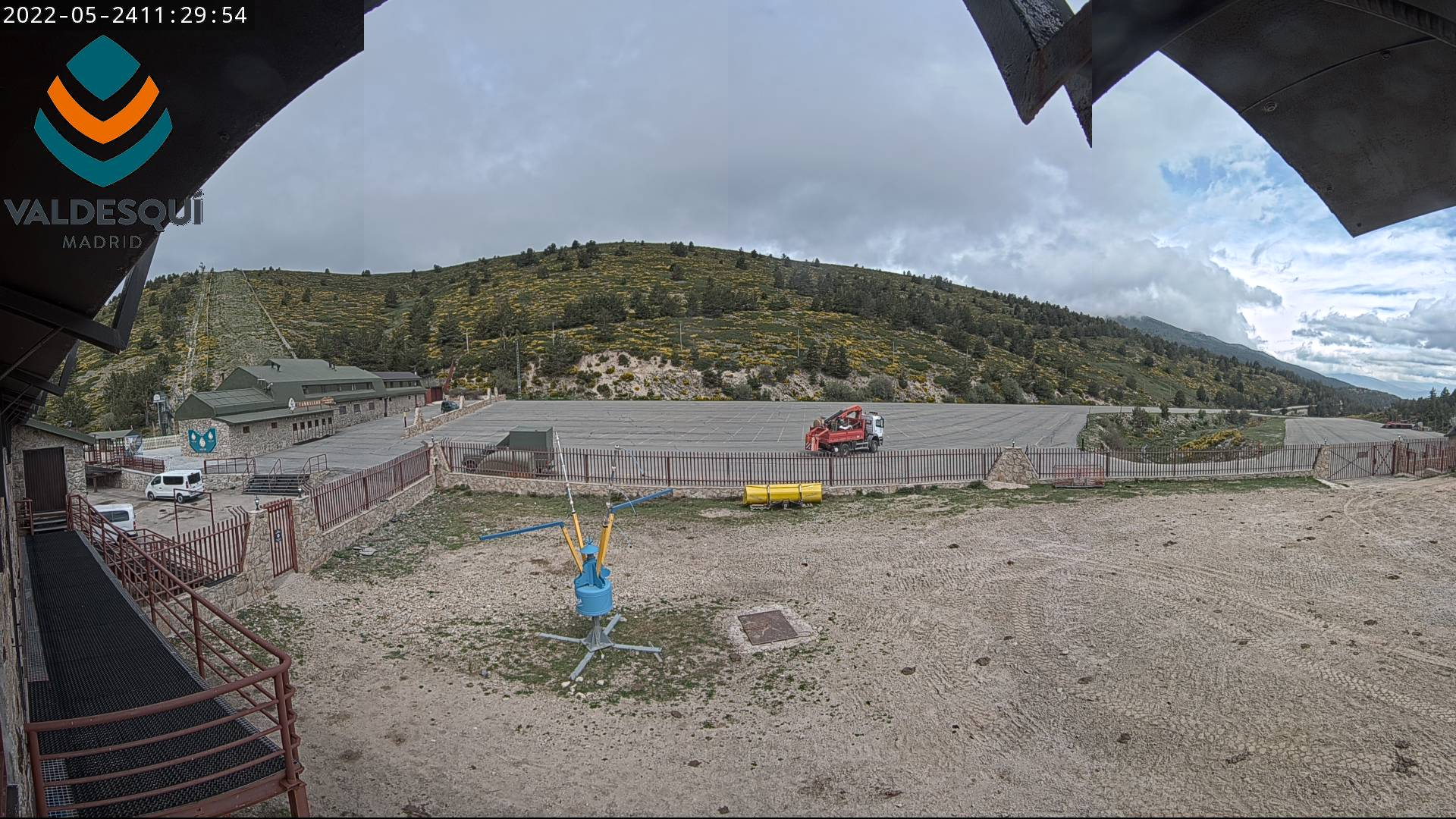 Webcams de Valdesquí