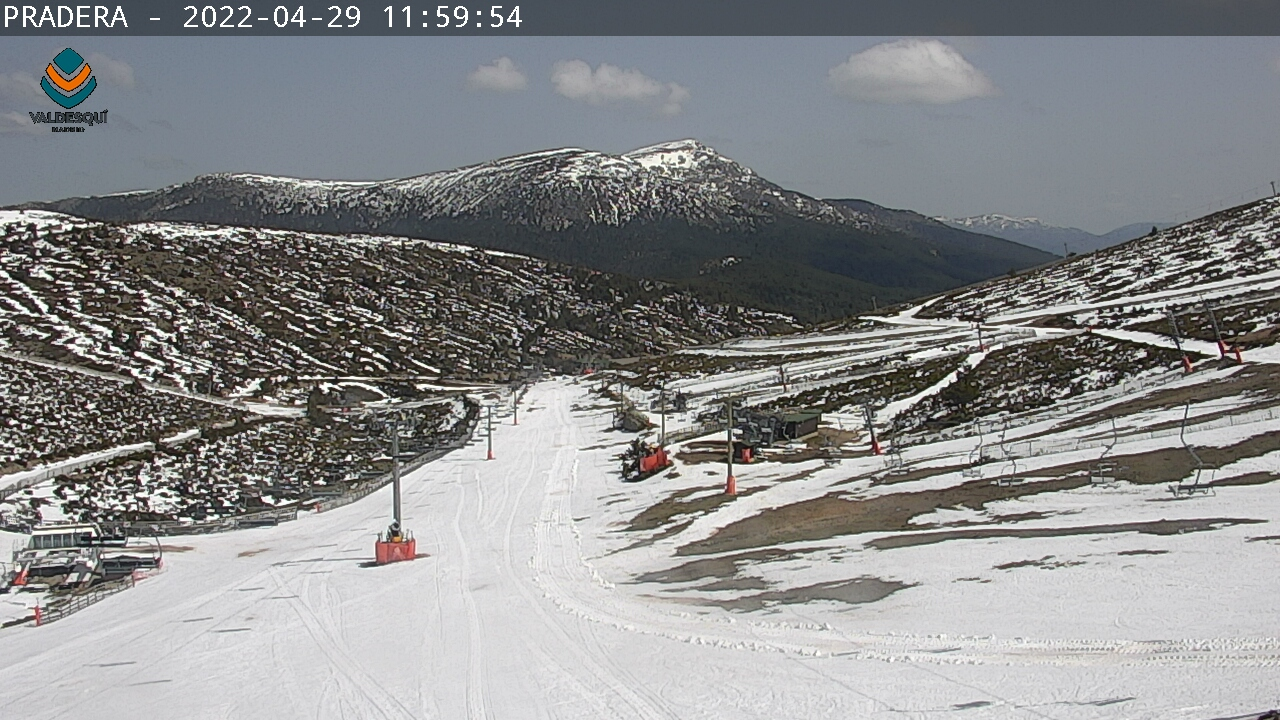 Webcam de Valdemartín